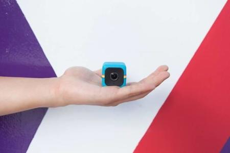 Si eres un enamorado de los gadgets Polaroid Cube te va a flipar