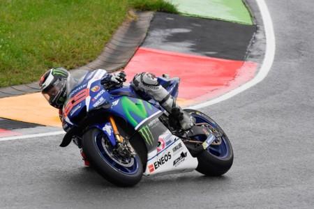 Jorge Lorenzo Sachsenring Motogp Yamaha