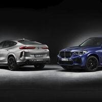 BMW X5 M Competition y X6 M Competition First Edition, con altas posibilidades de pisar nuestro país
