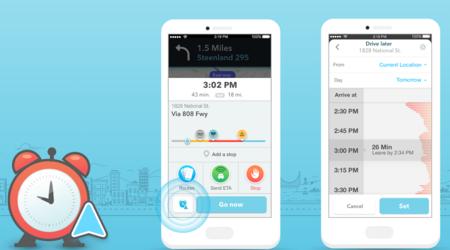 Waze actualiza su app en iOS: ahora podrás saber cuándo debes salir para evitar el tráfico