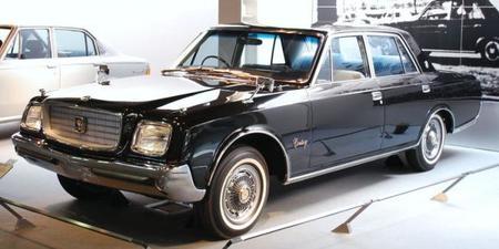 Toyota Century primera generación