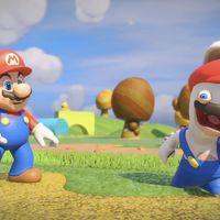 'Mario + Rabbids: Kingdom Battle' es real, Nintendo y Ubisoft lanzan un loquísimo crossover