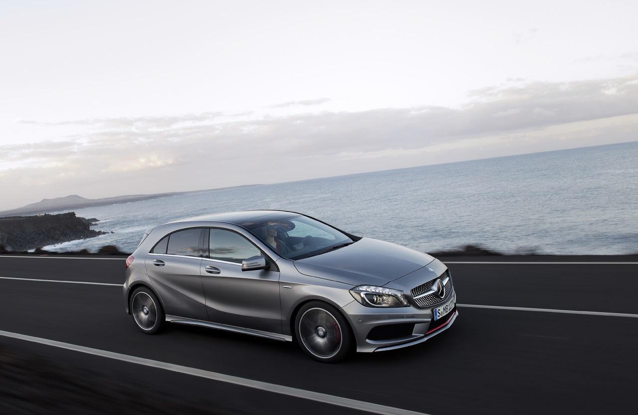 Foto de Mercedes-Benz Clase A 2012 (27/67)