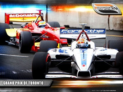 Torneo de verano: Champ Car World Series 2007