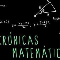 [Libros que nos inspiran] 'Crónicas matemáticas' de Antonio J. Durán
