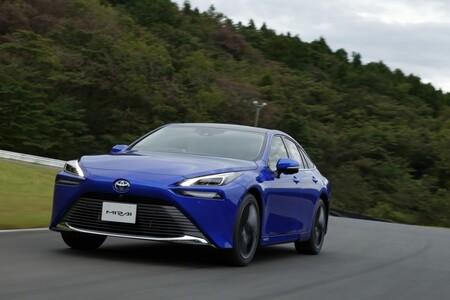 Toyota Mirai 2a Gen 1