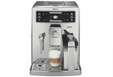 Cafetera Saeco Xelsis front