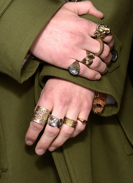 Gucci Fall Winter 2015 Mens Accessories