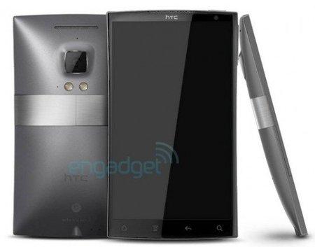HTC Zeta ¿un smartphone que corre a 2.5 GHz?