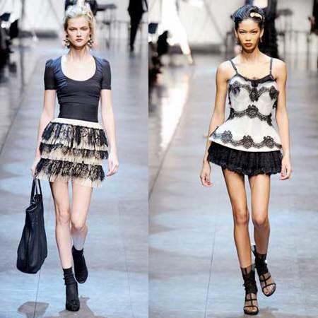 Dolce & Gabbana SS 10