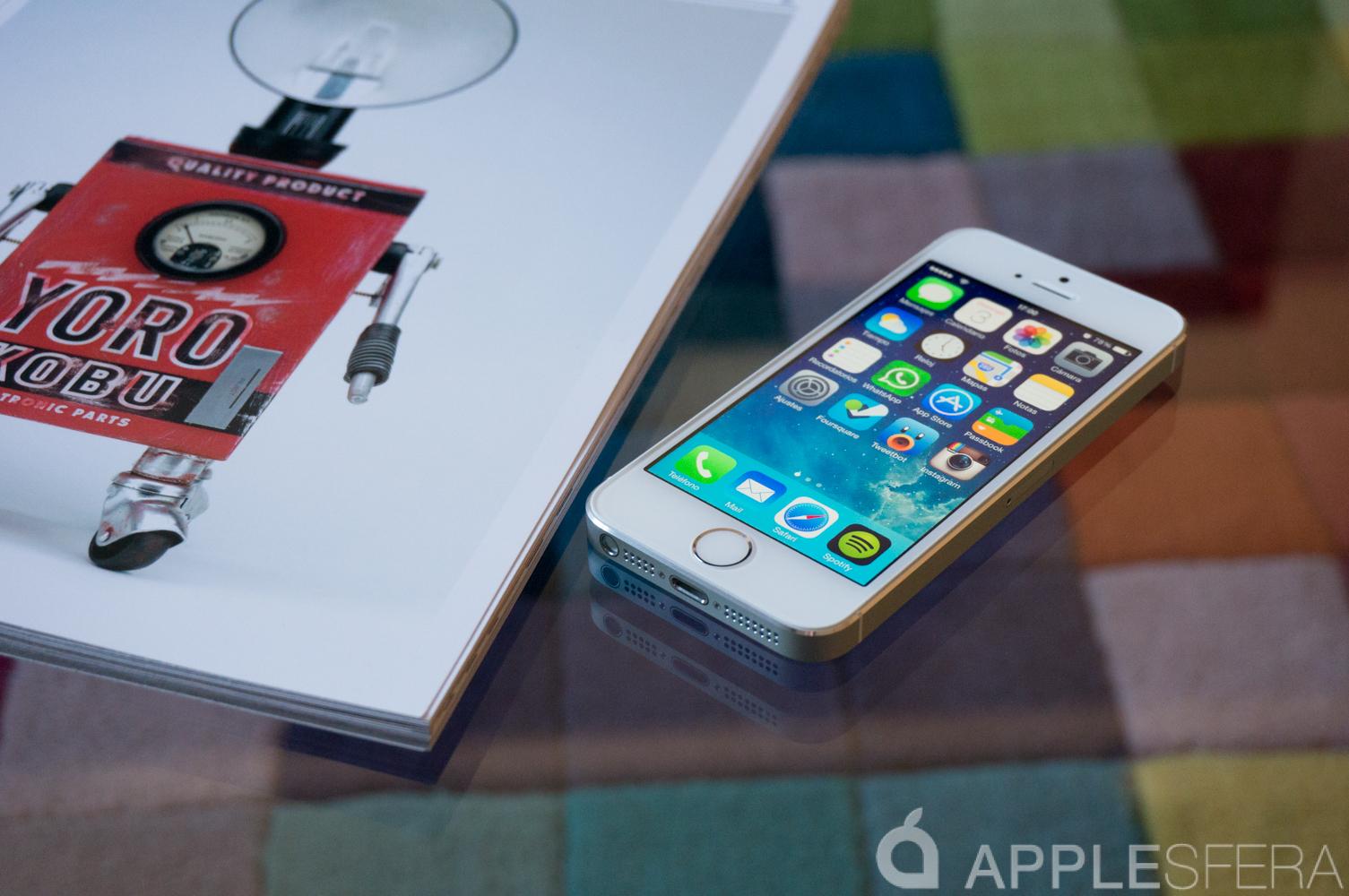Foto de Diseño exterior del iPhone 5s (21/22)