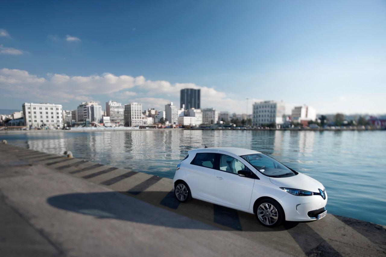 Foto de Renault ZOE (67/151)