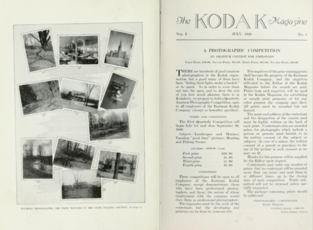 The Kodak Magazine