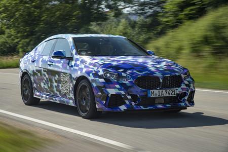 El BMW Serie 2 Gran Coupé está a la vuelta de la esquina: tracción delantera y hasta 306 hp