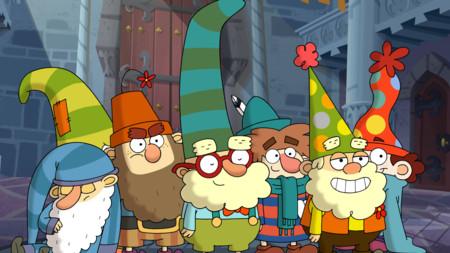 'Los 7E', otra serie para niños... y adultos disfrutones