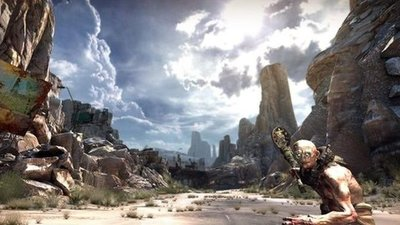 'Rage'. Un cuarto de hora de gameplay [E3 2010]