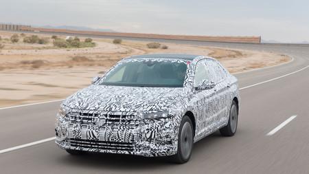 Volkswagen Jetta 2019 Prototipo