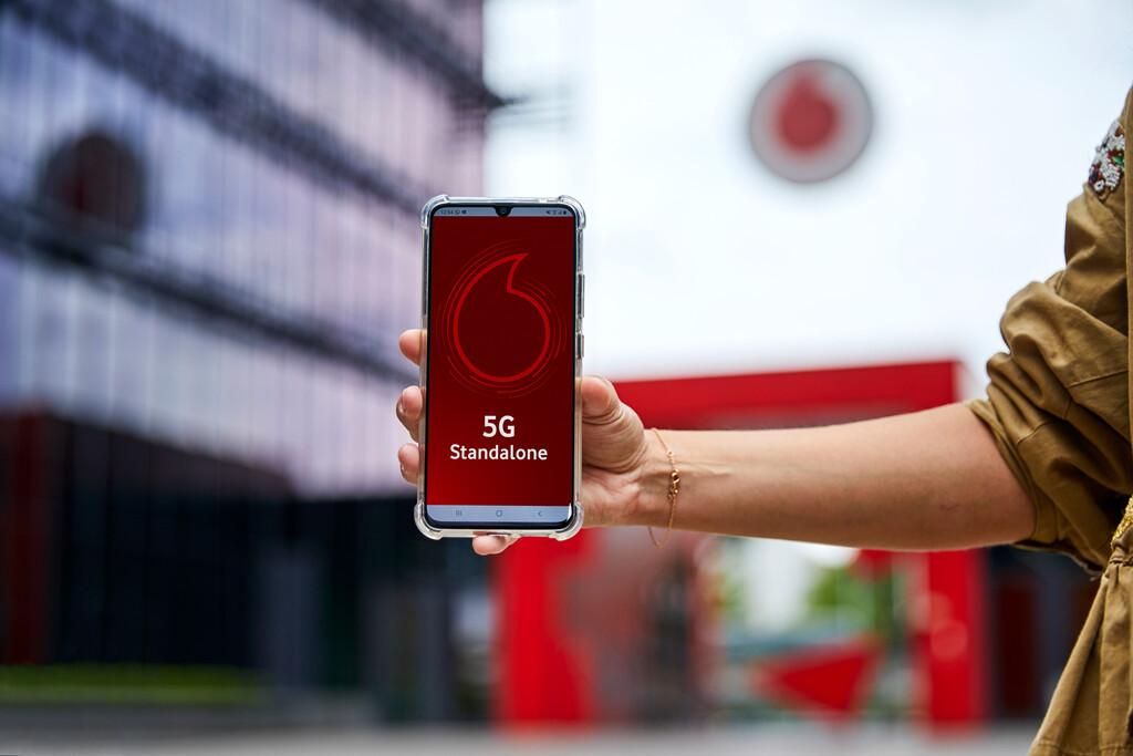 El 5G empieza a ser un poco más 5G: Vodafone despliega la primera red 5G SA en España en fase precomercial