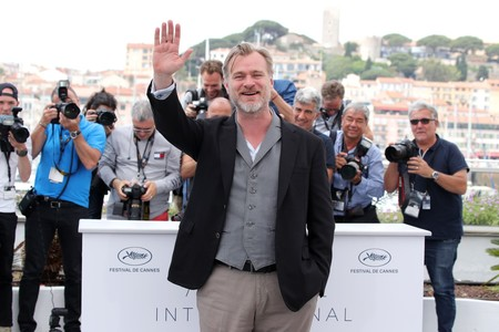 Christopher Nolan en Cannes