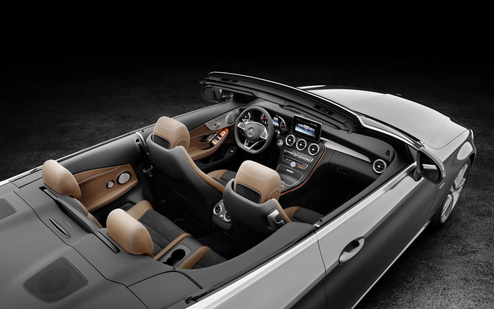 Foto de Mercedes-Benz Clase C y C 43 AMG Cabrio (14/28)