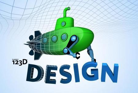 Autodesk lanza 123D Design: Modelado en 3D fácil y grátis.
