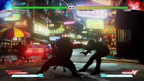 Street Fighter V: un glitch te lleva a la Zona Oscura del juego y te explicamos cómo activarlo