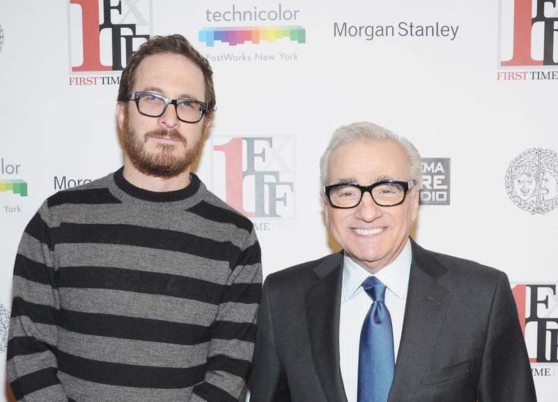 Darren Aronofsky y Martin Scorsese
