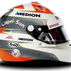 Foto 1 de 23 de la galería cascos-de-la-parrilla-de-formula-1-2013 en Motorpasión F1