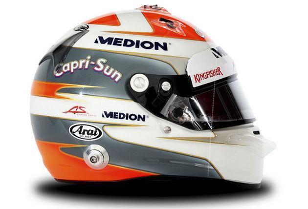 Foto de Cascos de la parrilla de Fórmula 1 2013 (1/23)