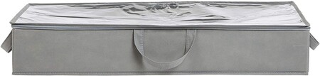 caja de almacenaje de ropa bajo la cama