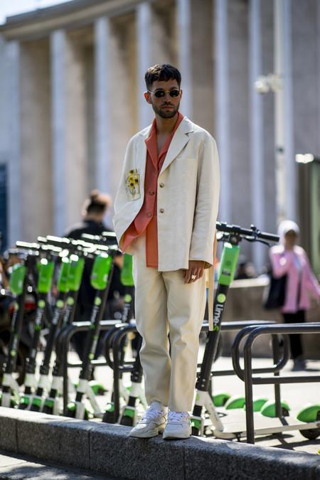 Tonos Nude Neutros Khaki Beige Street Style De La Semana Trendencias Hombre 12