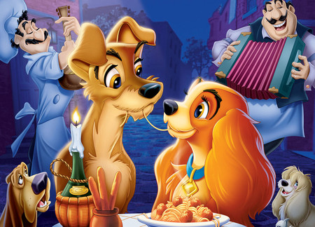Espagueti Disney