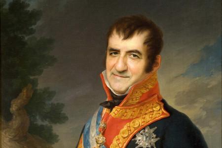 Fernando Vii Juanjo Cucalon