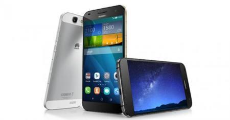 Huawei Ascend G7, cuerpo metálico y 64 bits para la gama media