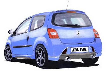 Elia Renault Twingo GT-R