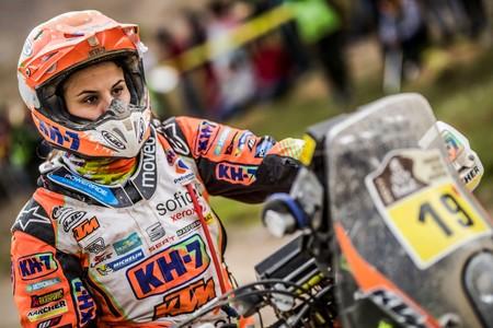Laia Sanz Dakar 2017 4