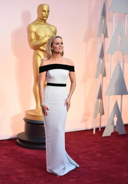 Tom Ford está presente en los Oscar 2015 de la mano de Reese Witherspoon