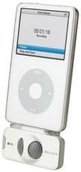 Belkin TuneTalk Stereo, micrófono para el iPod
