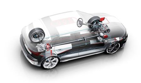 Audi S3 Sportback 2020, teaser