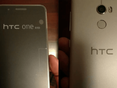 Las primeras imágenes filtradas dejan ver un diseño sin muchas novedades para el nuevo HTC One X 10