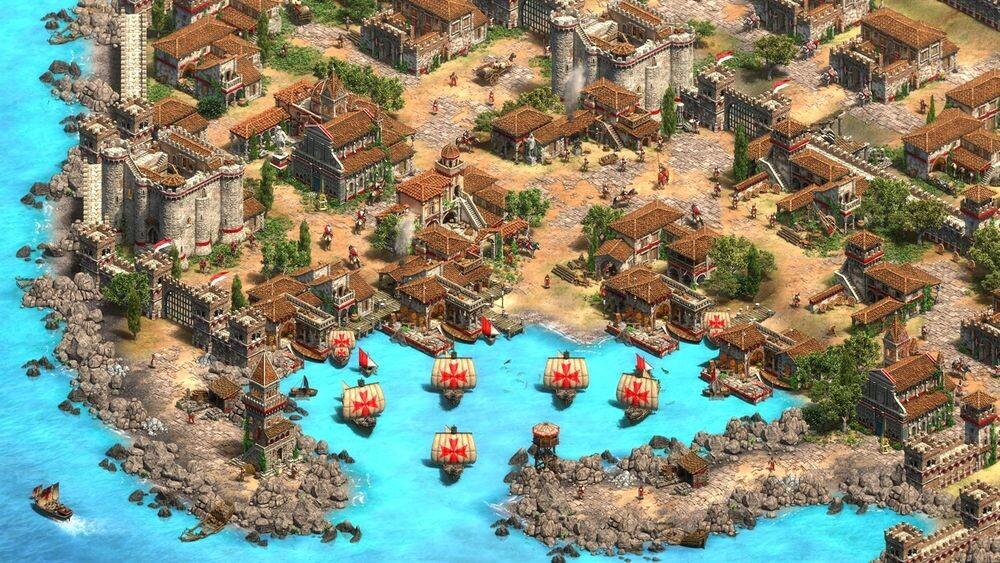El primer tráiler de Lords of the West, la nueva expansión de Age of Empires II: Definitive Edition, nos recuerda que ya está a la venta
