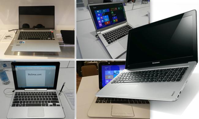 El ataque de los clones del MacBook Air