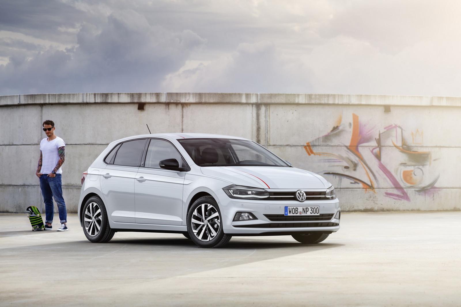 Foto de Volkswagen Polo 2018 (11/51)