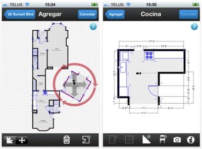MagicPlan 2.0, crea un plano de tu casa gracias a iOS y la realidad aumentada