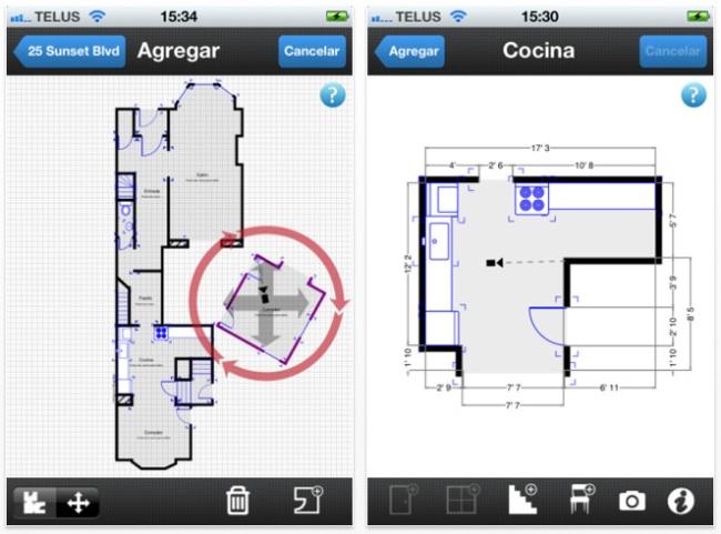 Magicplan 2 0 Crea Un Plano De Tu Casa Gracias A Ios Y La