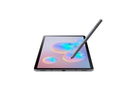 Samsung Galaxy Tab S6: el S Pen cobra importancia en la tablet más potente de Samsung