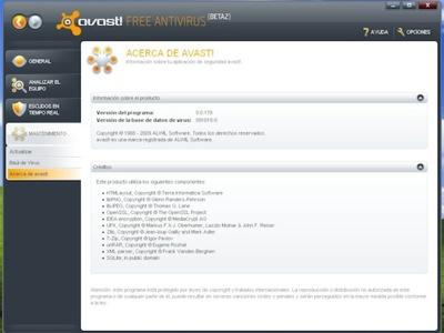 Avast Antivirus 5 ya disponible para descarga
