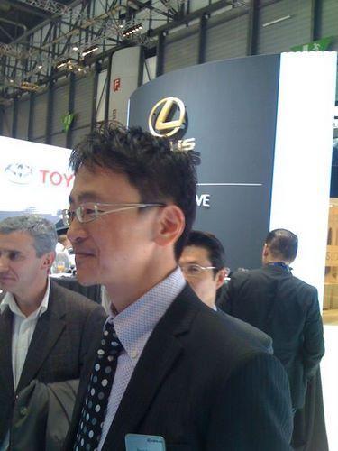 Presentación en Ginebra Lexus CT-200h 6