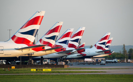 Ante el previsible caos del Brexit, British Airways lo tiene claro: es una empresa española