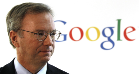 Eric Schmidt presenta manual para migrar de iPhone a Android